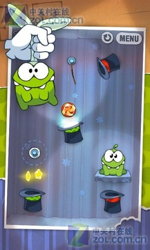 割绳子Cut the Rope