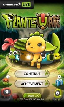 植物大作战Plants War