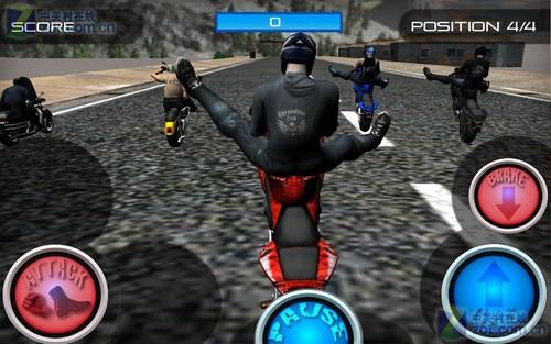 暴力摩托手机版