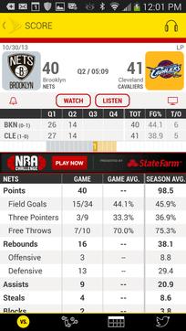 NBA比赛时刻