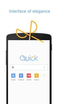 快克浏览器:Quick Browser