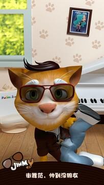 聪明的吉米猫