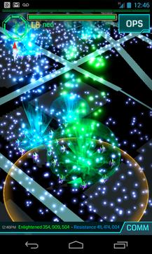 Ingress虚拟现实游戏