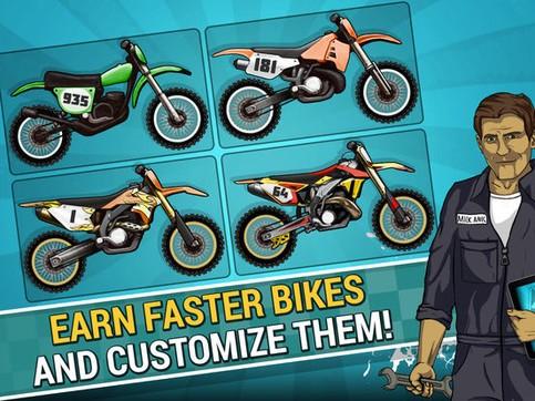 疯狂越野摩托车2