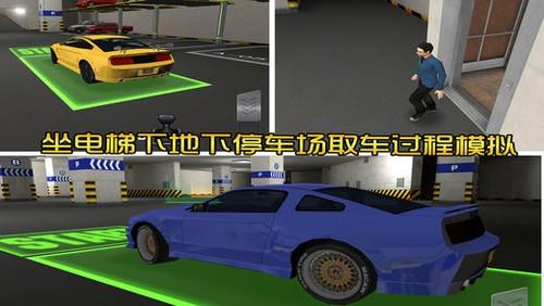 停车大师3D