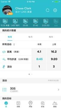 Runkeeper中文版
