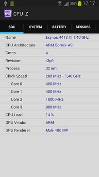 CPU-Z手机版
