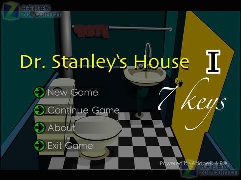 Stanley博士的家1