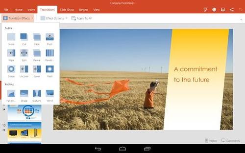 MicrosoftPowerPoint16.0.12026.20174最新版手机APP免费下载