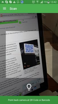 二维码读取器QR Code Reader