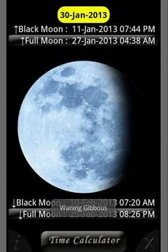 年龄/时间/月亮计算器
