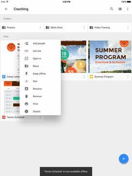 谷歌云端硬盘Google Drive