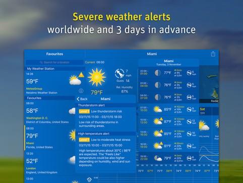 专业天气WeatherPro