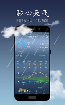 天气万年历