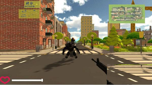 小镇保卫战VR1.0