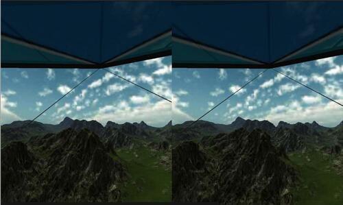 滑翔机VR1.0