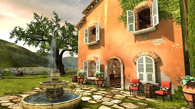 Oculus Unity Tuscany Demo0.4.4 (Mac OS)