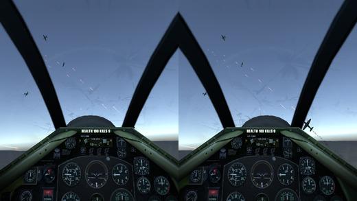 VR飞行体验0.5