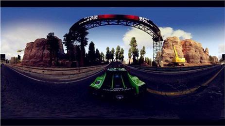 赛道狂飙VR
