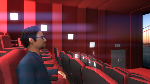 VR ONE Cinema1.3