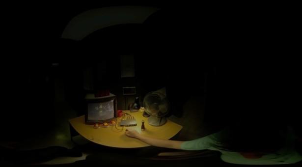 鬼屋密室逃生VR视频