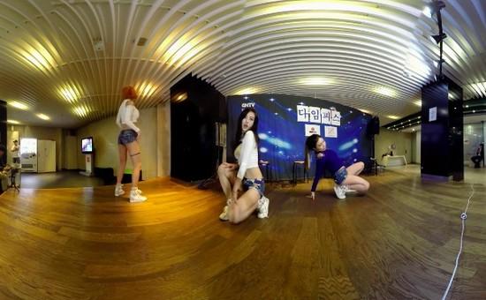 韩国女团热舞VR视频