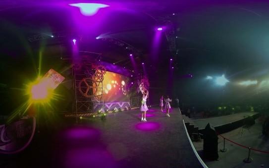 萌萌哒天团《魔都》现场版VR视频