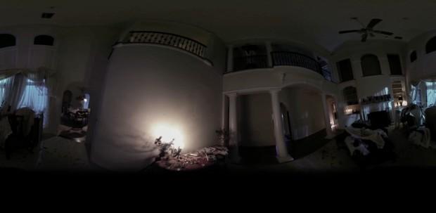 恐怖洋房谜残追踪VR视频