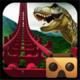 恐龙过山车VR